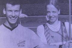 Andre Reinicke und Paul Gummert