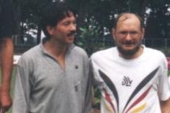 Joachim Hickisch und Dr. Neuendorf aus Berlin