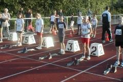 Start Schülerinnen C 50m Lauf 2