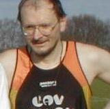 Bei den Meisterschaften der Männer in der Halle ging Joachim Hickisch im Dreisprung an den Start.