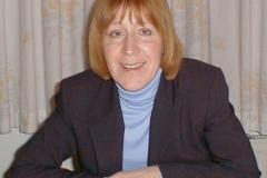 Mara Zabel wird 2002 neue LAV-Vorsitzende