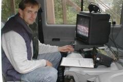 Rainer Dohrmann ist ab 2002 TuS Abteilungs- leiter Leichtathletik