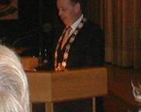 In seiner ausführlichen Neujahrsansprache begrüßte der Bürgermeister der Stadt Zeven, Herr Hans-Joachim Jaap, die fünf Athleten namentlich und lobte sie als Aushängeschild der Stadt.