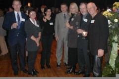 v.l.n.r. Jürgen Umann, Isolde Umann, Frau Müller, Czeslaw Pradzynski, Rita Meier, Helmut Meier und Hans-Georg Müller.
