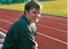 Michaela Detjen TuS Sportlerin des Jahres 2004