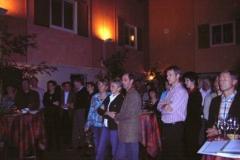 Weit über 100 Gäste sind der Einladung gefolgt.