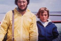 Heiko 1975 an der Nordsee (Landesturnfest Emden)