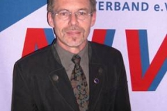 Erwin Will, der neugewählte erste Vorsitzender des Kreis-Leichtathletikverbandes.