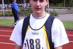 2. Platz für Christian Hatwig im Blockwettkampf Sprint/Sprung M14