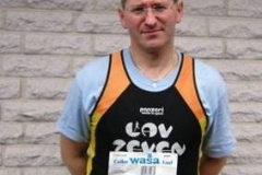 Jürgen Umann beim Wasa - Lauf in Celle