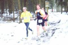 Männer/Senioren 9000m in der 1. Runde