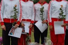 4x100m Staffel der Frauen TSV Bayer Leverkusen