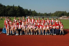 Mannschaftsfoto NLV-Kreis Rotenburg