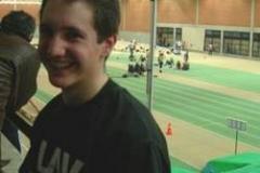Christian Hatwig zweifacher Vizemeister bei den Landes-Hallenmeisterschaften im Leistungszentrum-Nord in Hannover