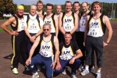 11 Zevener Senioren am Start in Wilhelmshaven