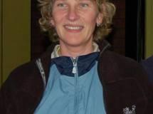 Silvia Rimkus erhielt die silberne Ehrennadel des Niedersächsischen Leichtathletikver- bandes