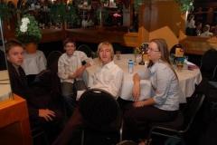 Auch dabei: Ole und Nele Harms, Helge Zabel und Tim Kosmata