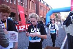 Siegerin im 5KM Schülerinnenlauf Tami Gerken