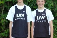 Foto: B-Schüler Nils Allers und Moritz Will Foto: Tami Gerken