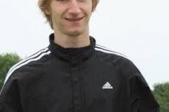 Helge Zabel Norddeutscher Meister über 400m Hürden