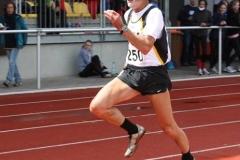 Helmut Meier bereits in Topform hier bei den Bez.Meisterschaften 2011 in Verden