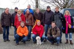 Teilnehmer der Grünkohltour 2011