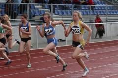 Mareike Schuster erreichte mit der Zeit über 100m die Quali für die DM In Jena