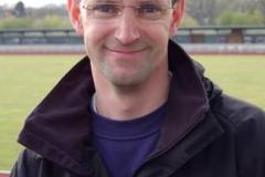 Rainer Dohrmann wurde Bezirksmeister im Hammerwurf der Altersklasse M 45.