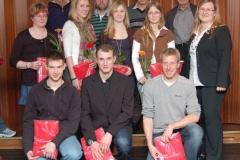 Außerdem gab es von der Sparkasse Rotenburg-Bremervörde Präsente für alle Kreismeisterinnen und Kreismeister 2011 ab den Jugendklassen: Von der LAV Zeven wurden geehrt: Jascha Mehrkens (LAV Zeven), Tami Gerken (LAV Zeven), Wiebke Ohrenberg (LAV Zeven), Thomas Silies (LAV Zeven), Marco Miltzlaff (LAV Zeven), Andreas Müller (LAV Zeven), Heino Fiehnen (LAV Zeven), Bernd Schulz (LAV Zeven), Helmut Meier (LAV Zeven), Detlef Wickmann (LAV Zeven),