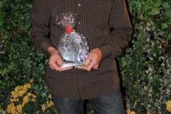 Helmut Meier wurde zum LAV-Sportler des Jahres 2012 ausgezeichnet.
