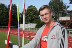 Niels Michaelis wird neues FSJ-ler bei der LAV Zeven