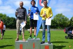 Platz 1 für Carsten Ahlfeld und Platz 3 für Marco Miltzlaff