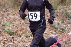 Anna Hilken (LAV Zeven) siegte auch in diesem Jahr in ihrer Altersklasse.