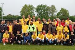 Rund 100 ehrenamtliche Helfer waren auch am zweiten Wettkampftag im Einsatz.