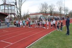 Start zum 1. Lauf Runup 2013