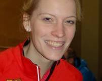 Die Organisatorin Kelly Vermeer