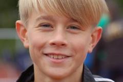 Maik Pieper steuerte als M12er seine Punkte zum Sieg und Titelgewinn der Zevener Mannschaft im Drei- und im Vierkampf der männlichen Jugend U14 bei.