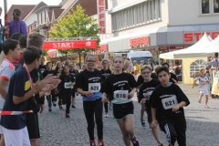 Start 8x1km Schulmannschaften