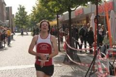Sieger im Halbmarathon wurde Philipp Letzgus, Lüneburger SV