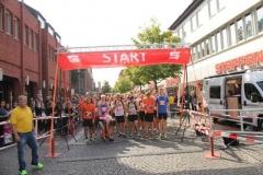 Gemeinsamer Start Halbmarathon und 10 KM