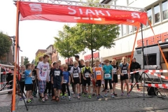 Start 2,5km Schüler und Schülerinnen