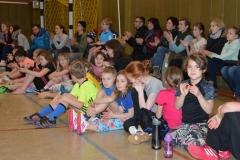 Dem Publikum gefielen die Vorführungen.