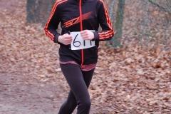 Zi11: Sarah Dahle von der LAV Zeven startete bei der Jugend W14.