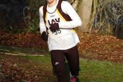 zi05: Janik Dohrmann wurde in der Einzel- und in der Mannschaftswertung Kreismeister im 860m Sprintcross der MJ U18.