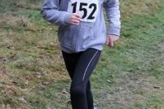 Charlotte von Bargen von der LAV Zeven trat bei den Kindern W11 über 1300m an.
