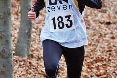 Anna Hilken (LAV Zeven) sicherte sich durch Siege in allen ihren drei angetretenen Läufen souverän auch den Gesamtsieg im Oste-Cup.