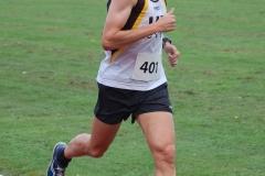 Marcel Frank sicherte sich mit 9:57,81 min in der Altersklasse der Senioren M35 die Titel über 3000m.