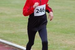 04: Anton Prigge, Kreismeister der M11 über 800m.