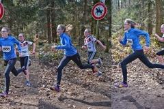 06: Bis in das Ziel spannend machten es Merit Jessen (TSV Bremervörde, Nr. 688) und Eleni Itzek (LAV Zeven), die beide mit einer Zeit von 7:57 im Lauf der Jugend W14 über 1800m gewertet wurden. Damit teilten sie sich den zweiten Platz hinter Larissa Weber von TSV Gnarrenburg (7:48). In der Cup-Wertung kam Merit auf den dritten und Eleni auf den vierten Platz.