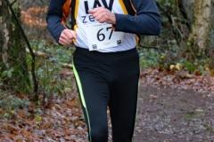 Helmut Meier wurde in seiner Altersklasse (Senioren M65) im Sprintcross Kreismeister. Über 3230m kam er zuvor auf den zweiten Platz hinter Karl-Heinz Poludniok vom TV Scheeßel.